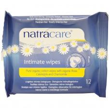 Niisked hügieenirätikud 12tk, Natracare
