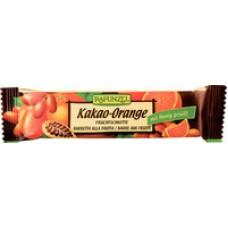 Puuviljatahvel Apelsin-Kakao 40 g, Rapunzel