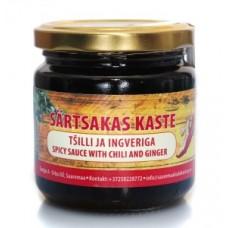 Särtsakas tšilli-ingverikaste 222g, Saaremaa Kadakasiirup