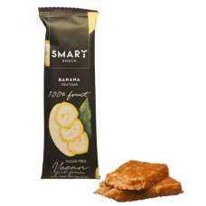 Puuvilja batoonike Banaan 30g, Smart Snack