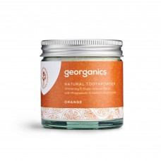 Hambapulber Apelsin 60ml, Georganics