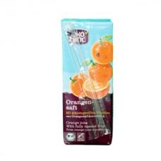 Apelsinimahl kõrrega 200 ml