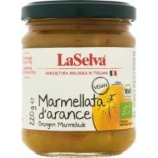 Apelsinimarmelaad, 220g, LaSelva