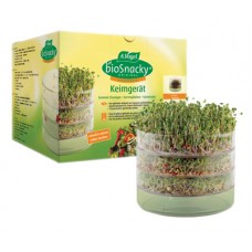 BioSnacky väike idandamisnõu Mini Greenhouse