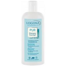 Šampoon/dušigeel PUR 250ml, Logona