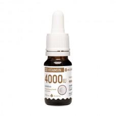 D3 vitamiin kookosõliga 4000 (1 tilk 4000IU)