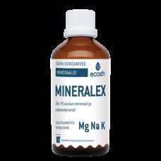 Mineralex-süva ookeanivee mineraalid 100ml Ecosh