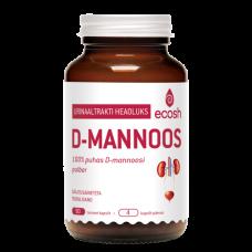D-Mannoos kapslid 90tk/50g