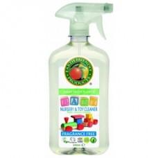 Lastetoa-ja mänguasjade puhastusvahend Lõhnatu 500ml Ecos