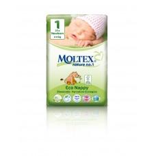 Moltex mähkmed nature Newborn 2-4kg 23tk