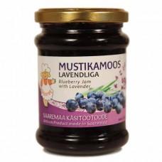 Mustika-lavendlikaste 210g, Raaret