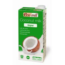 Kookosejook agaavisiirupiga 1l EcoMil