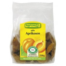 Aprikoosid kuivatatud 250 g, Rapunzel