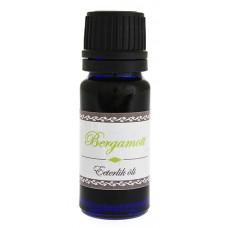 Eeterlik õli bergamott, 10ml, Signe Seebid