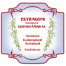Estragoni äädikas 200ml, Idea Farm