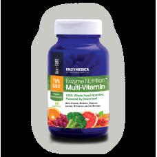 Multivitamiin ensüümide ja piimhappebakteritega 60tk, Enzymedica