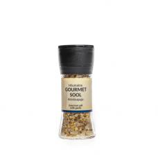 Gourmet sool veskis küüslauguga 90g, Hiiu Gourmet