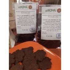 Mahe rukki-šokolaadiküpsis KG (lahtiselt), Koplimäe Mahe Talu