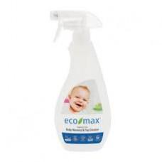 Lastetoa/mänguasjade puhastus 740ml, Eco-Max