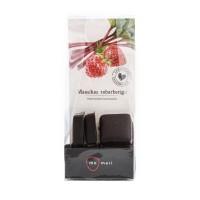 Maasika-rabarberimarmelaad šokolaadis 150g, MoMari