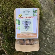 Palo Santo 10tk+alus, Saare Lõhn
